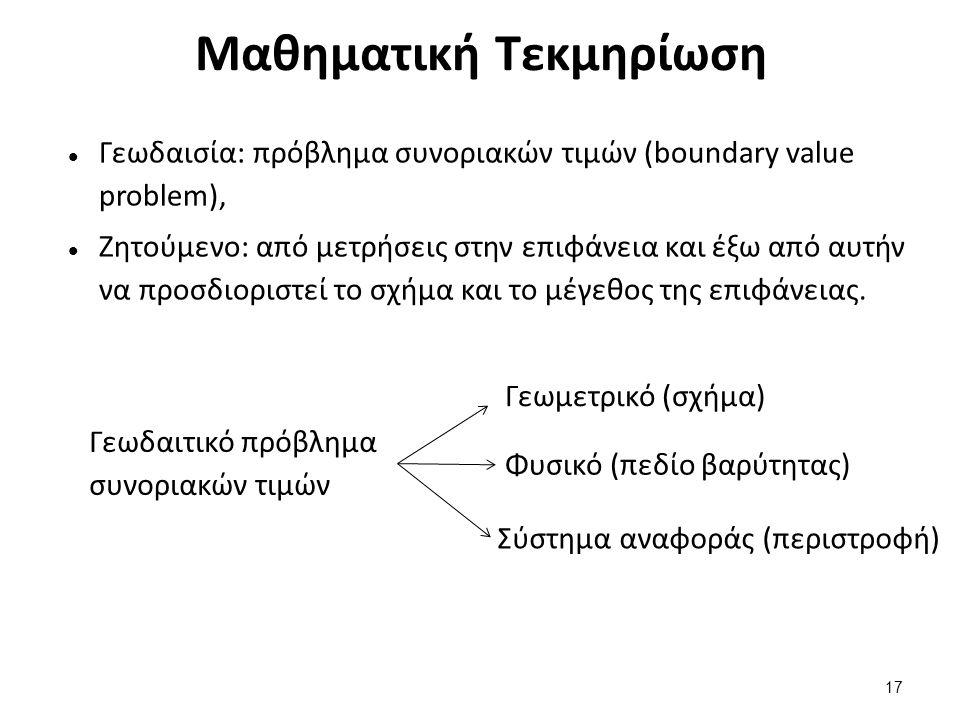 ΓΕΩΔΑΙΤΙΚΗ ΑΣΤΡΟΝΟΜΙΑ