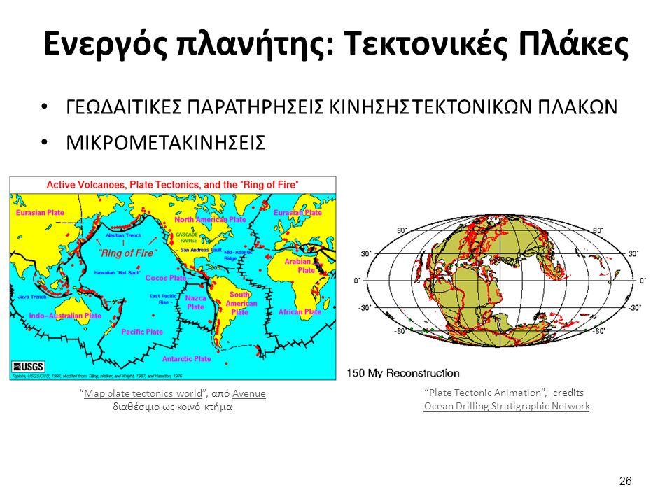Επιφάνεια Mohorovicic (MOHO)