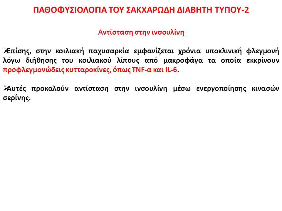 ΠΑΘΟΦΥΣΙΟΛΟΓΙΑ ΤΟΥ ΣΑΚΧΑΡΩΔΗ ΔΙΑΒΗΤΗ ΤΥΠΟΥ-2
