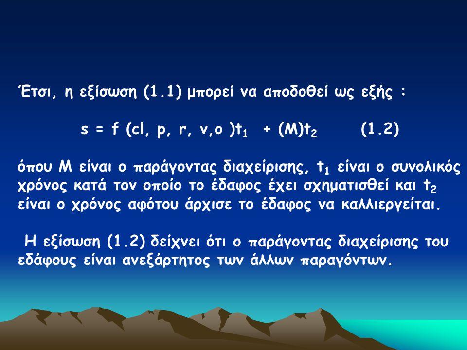 Έτσι, η εξίσωση (1.1) μπορεί να αποδοθεί ως εξής :