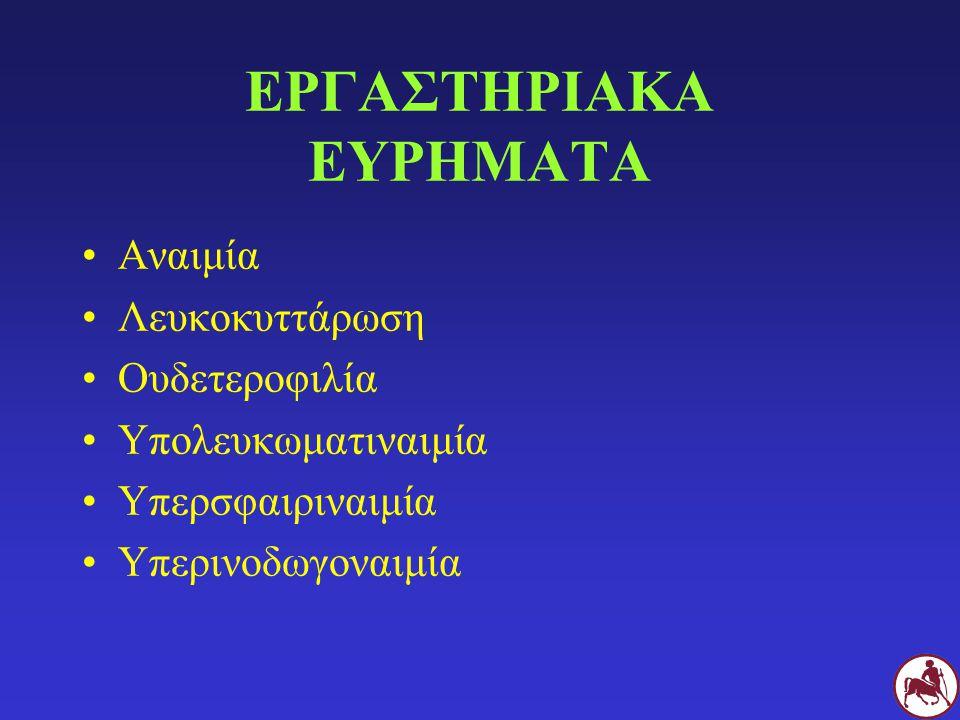ΕΡΓΑΣΤΗΡΙΑΚΑ ΕΥΡΗΜΑΤΑ