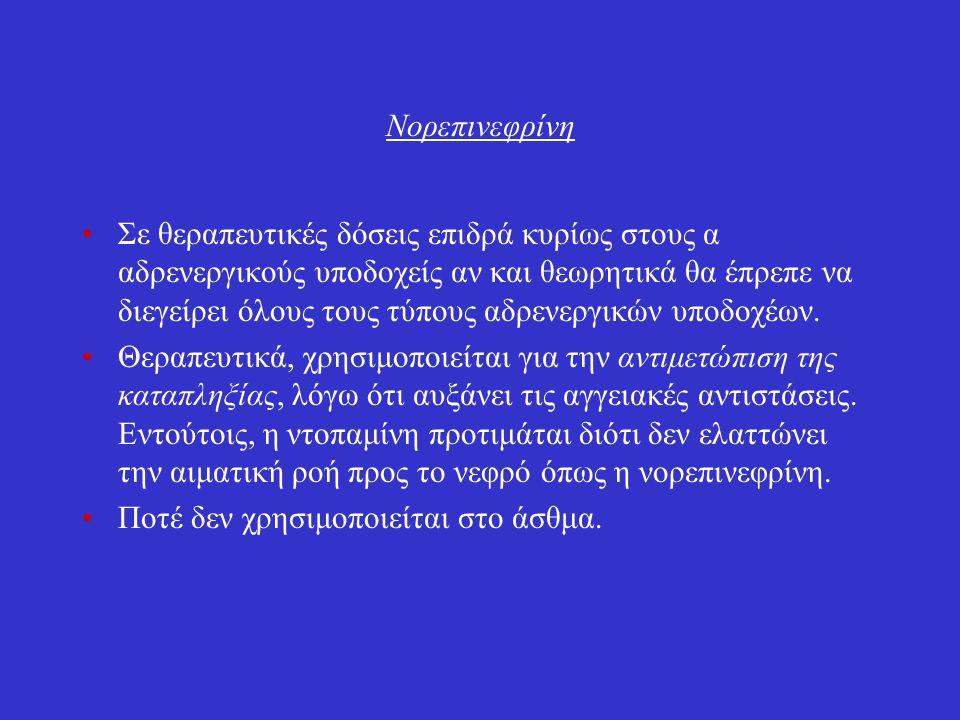 Νορεπινεφρίνη