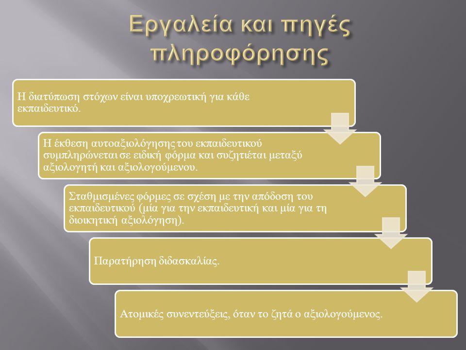 Εργαλεία και πηγές πληροφόρησης