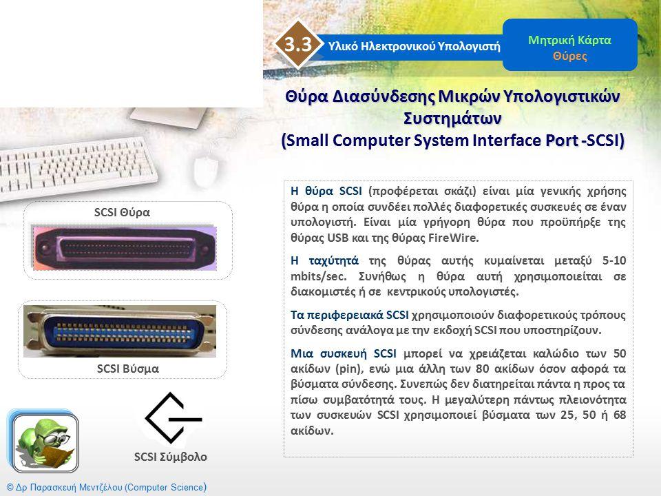 Υλικό Ηλεκτρονικού Υπολογιστή