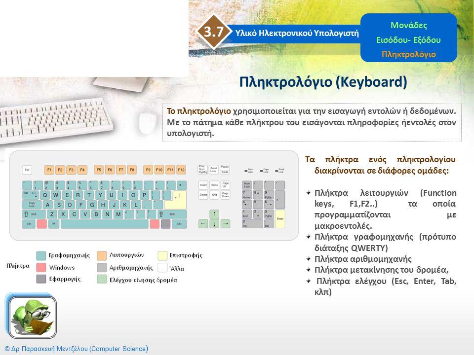Πληκτρολόγιο (Keyboard)