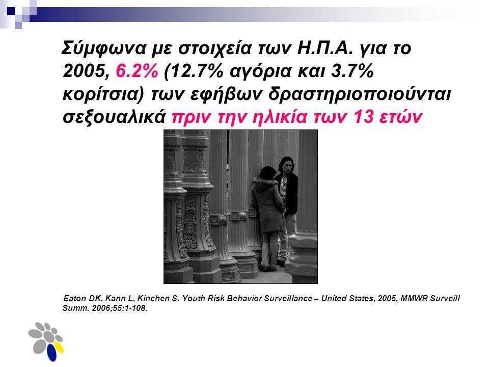 Σύμφωνα με στοιχεία των Η. Π. Α. για το 2005, 6. 2% (12