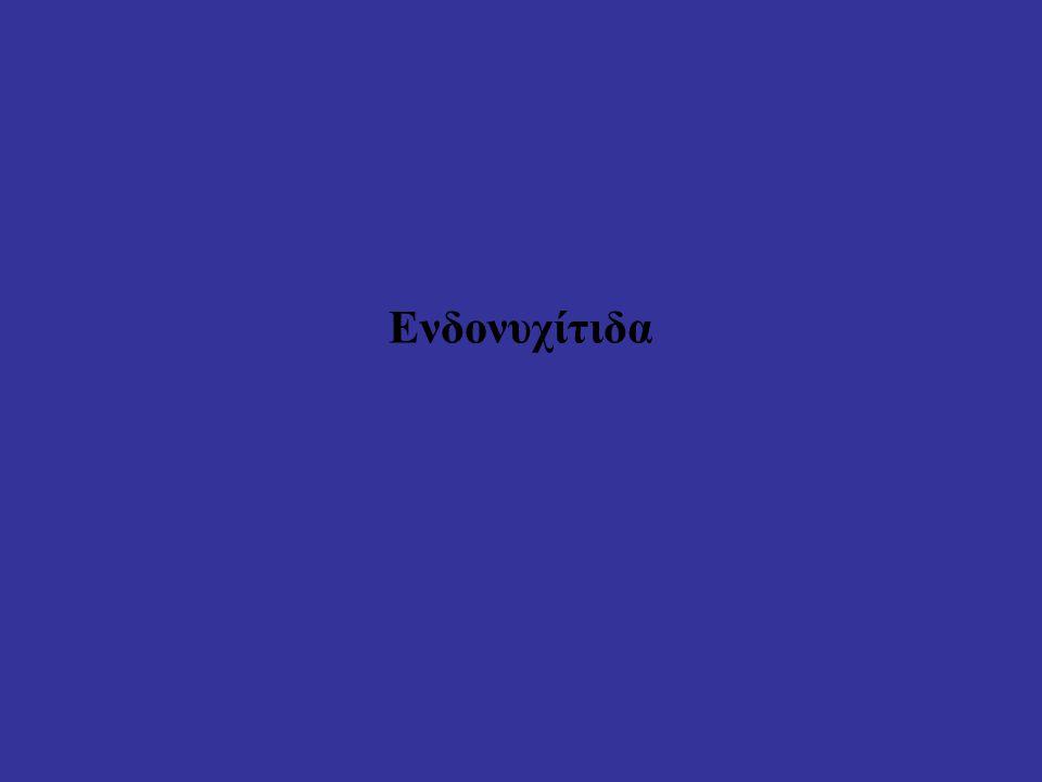 Ενδονυχίτιδα