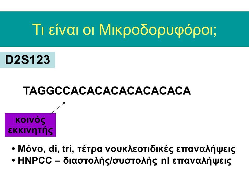 Τι είναι οι Μικροδορυφόροι;