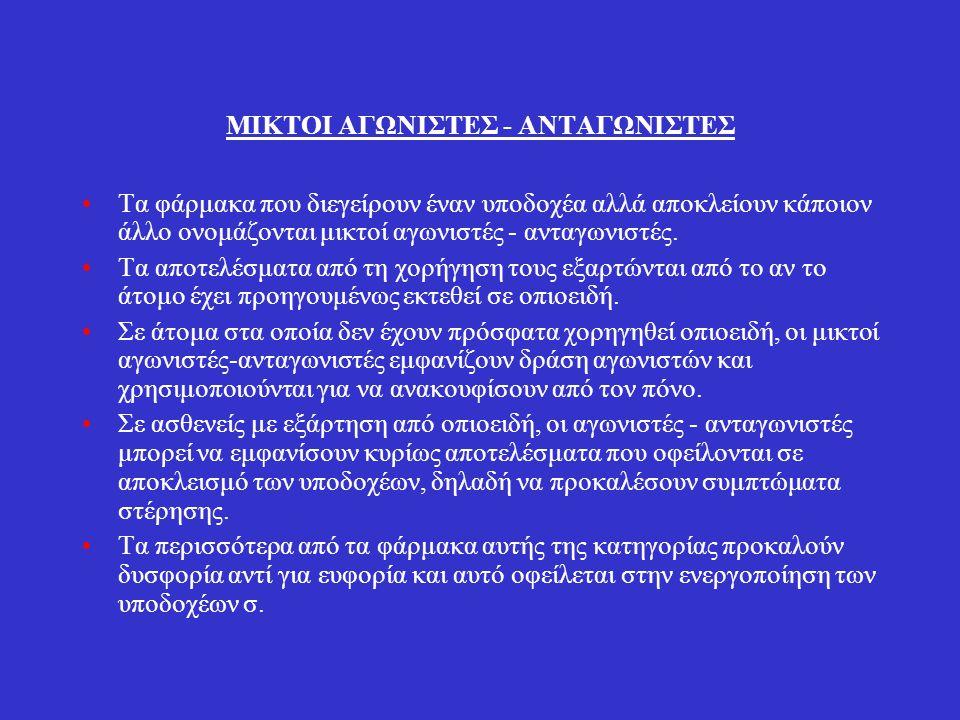 MIKTOI ΑΓΩΝΙΣΤΕΣ - ΑΝΤΑΓΩΝΙΣΤΕΣ