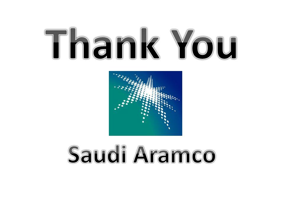 Thank You Saudi Aramco