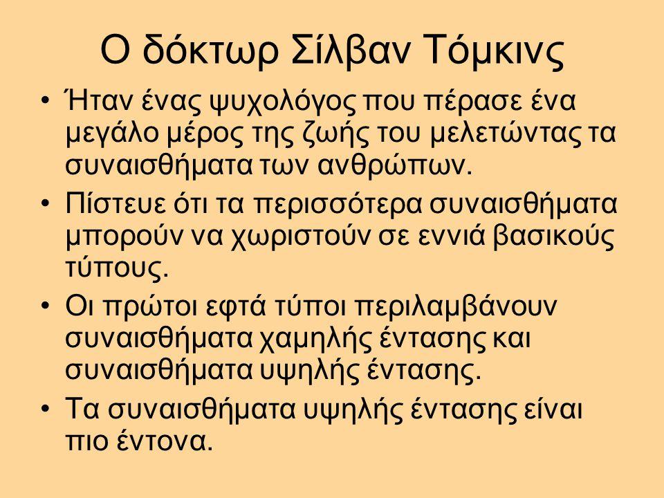 Ο δόκτωρ Σίλβαν Τόμκινς