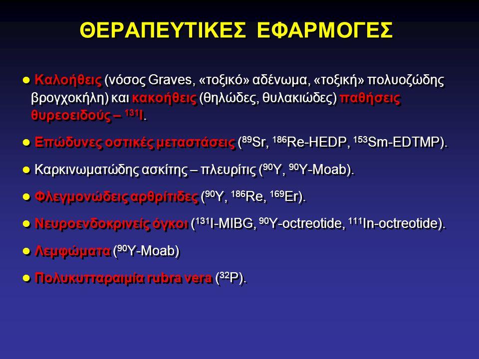 ΘΕΡΑΠΕΥΤΙΚΕΣ ΕΦΑΡΜΟΓΕΣ