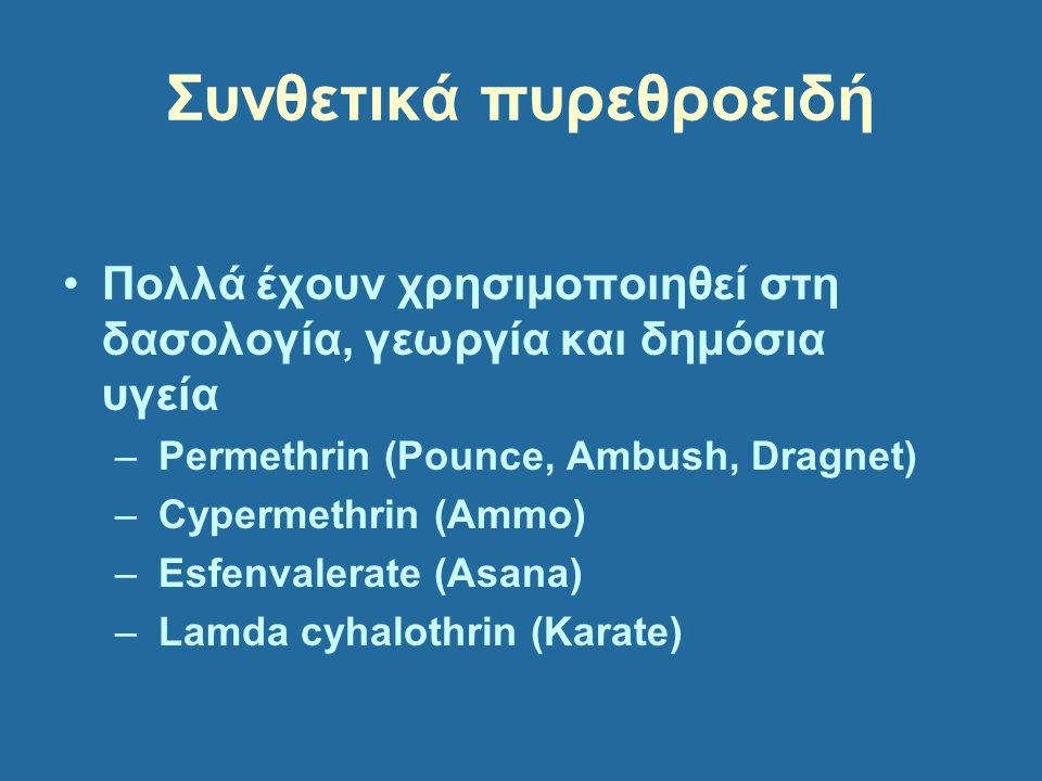 Συνθετικά πυρεθροειδή