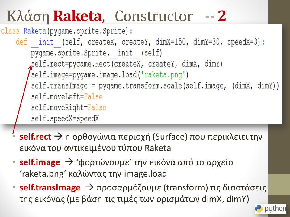 Κλάση Raketa, Constructor -- 2