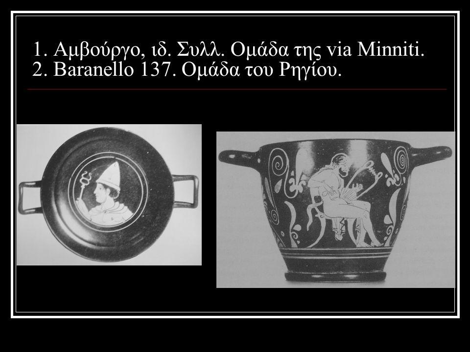 1. Αμβούργο, ιδ. Συλλ. Ομάδα της via Minniti. 2. Βaranello 137