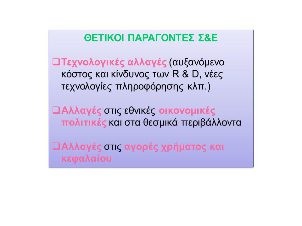 ΘΕΤΙΚΟΙ ΠΑΡΑΓΟΝΤΕΣ Σ&Ε