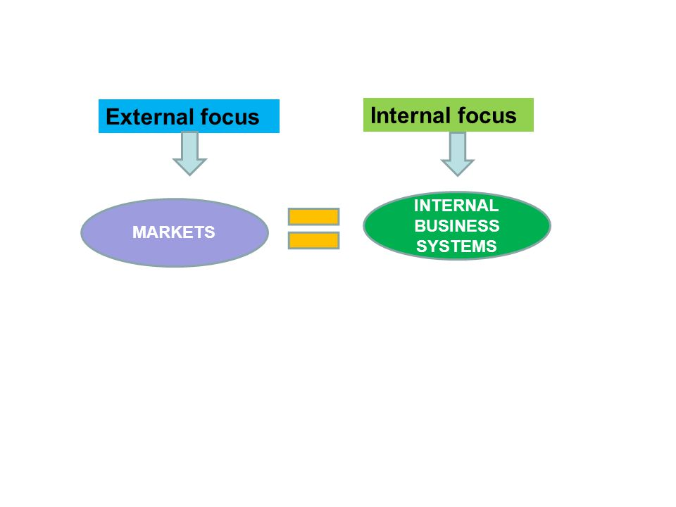 INTERNAL BUSINESS SYSTEMS
