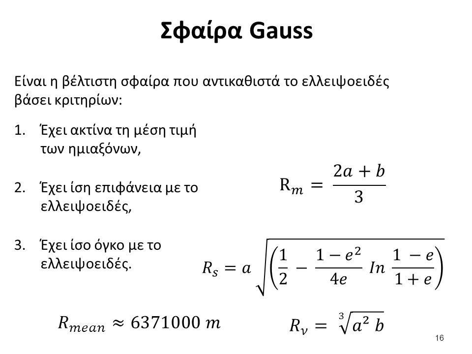 Γεωμετρική Ερμηνεία (1 από 4)