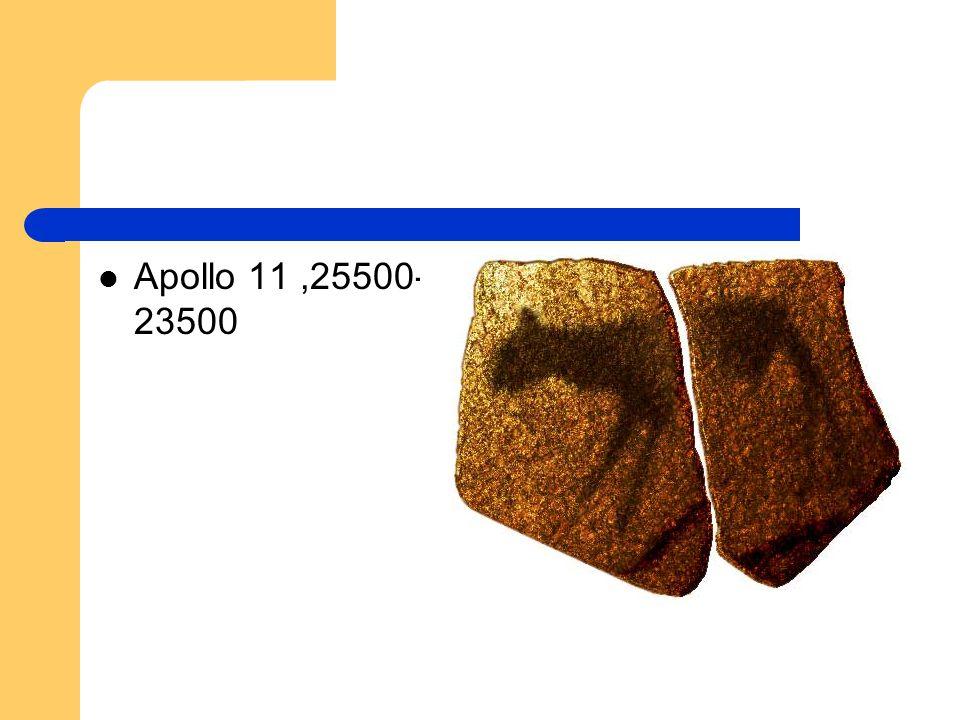 Apollo 11 ,25500- 23500