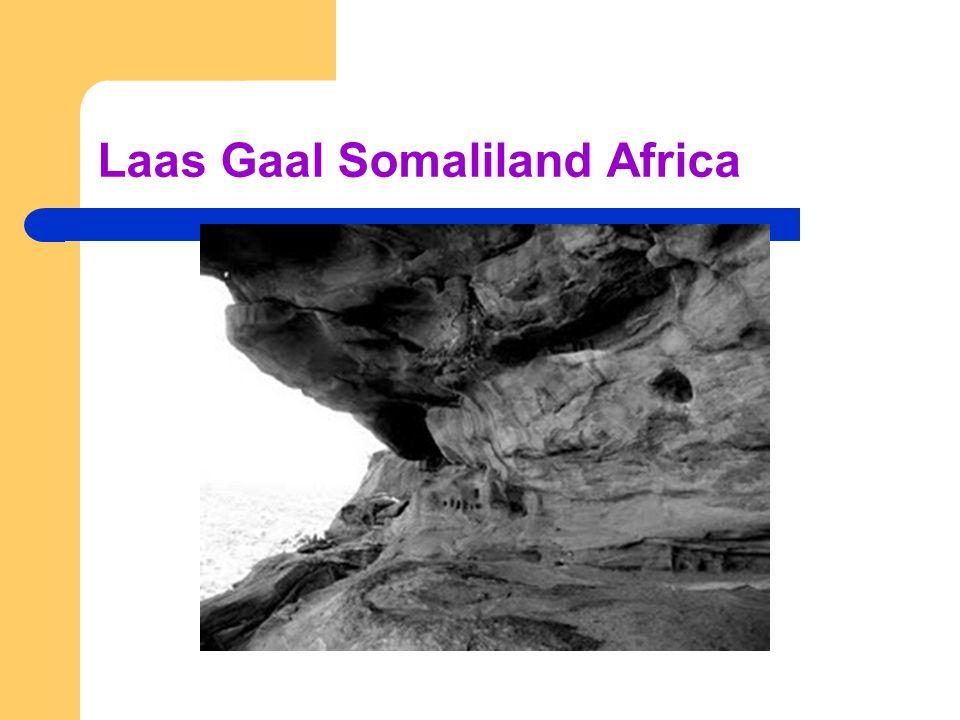 Laas Gaal Somaliland Africa
