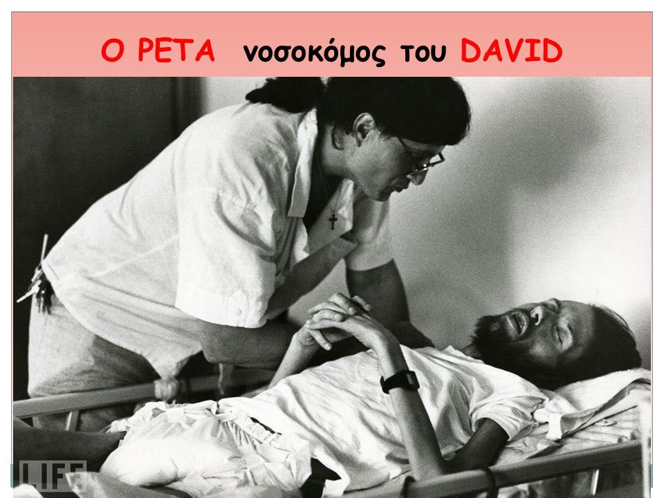 O PETA νοσοκόμος του DAVID