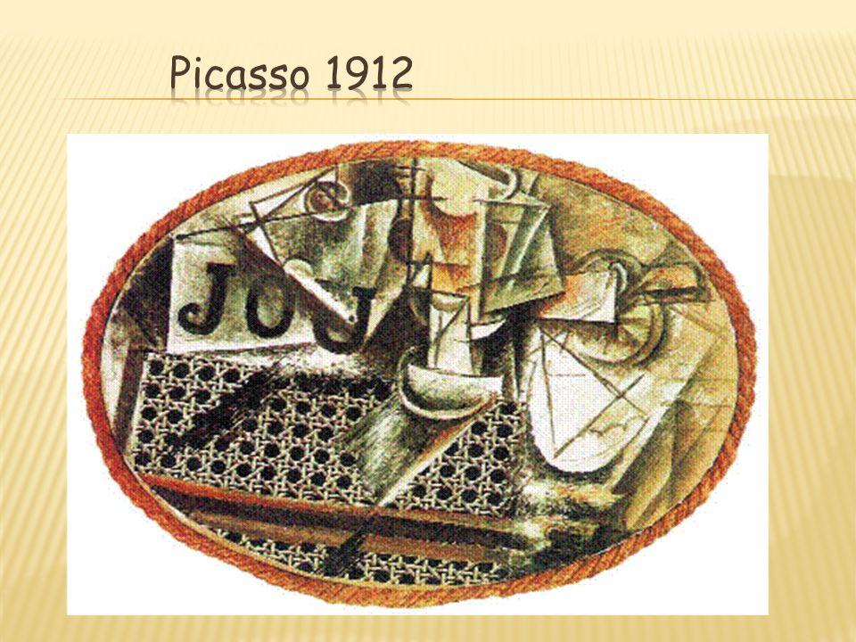 Picasso 1912