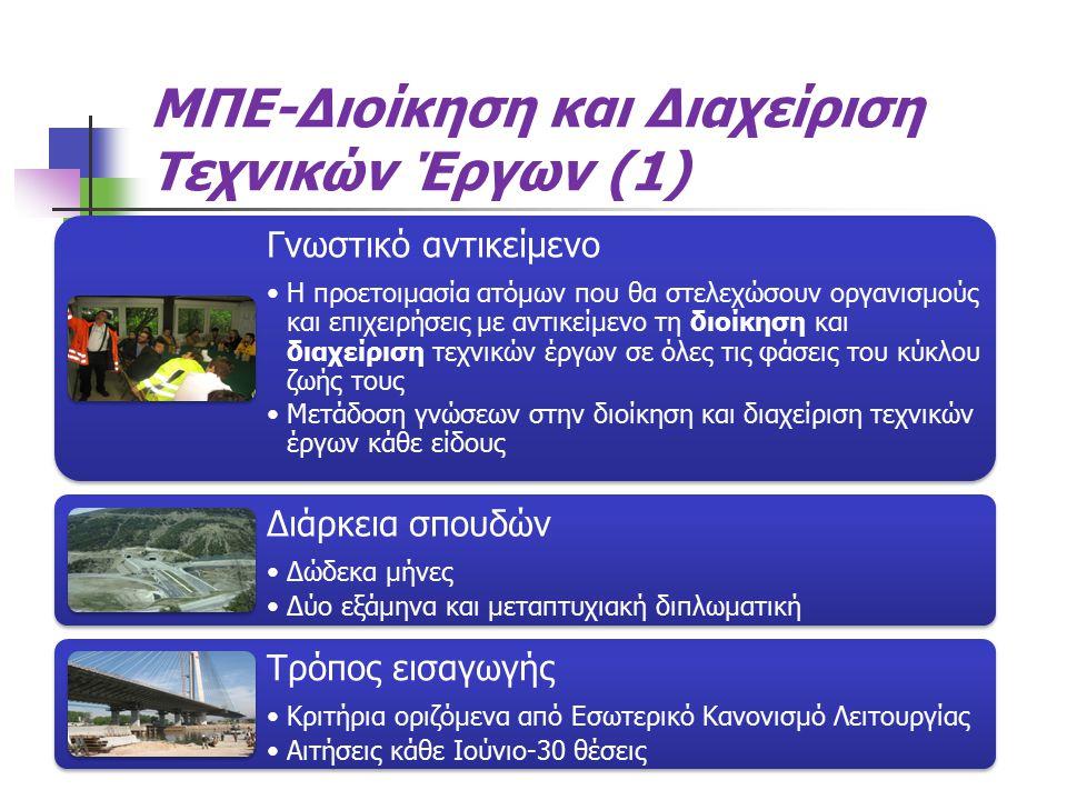 ΜΠΕ-Διοίκηση και Διαχείριση Τεχνικών Έργων (1)