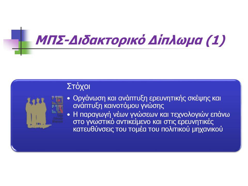 ΜΠΣ-Διδακτορικό Δίπλωμα (1)