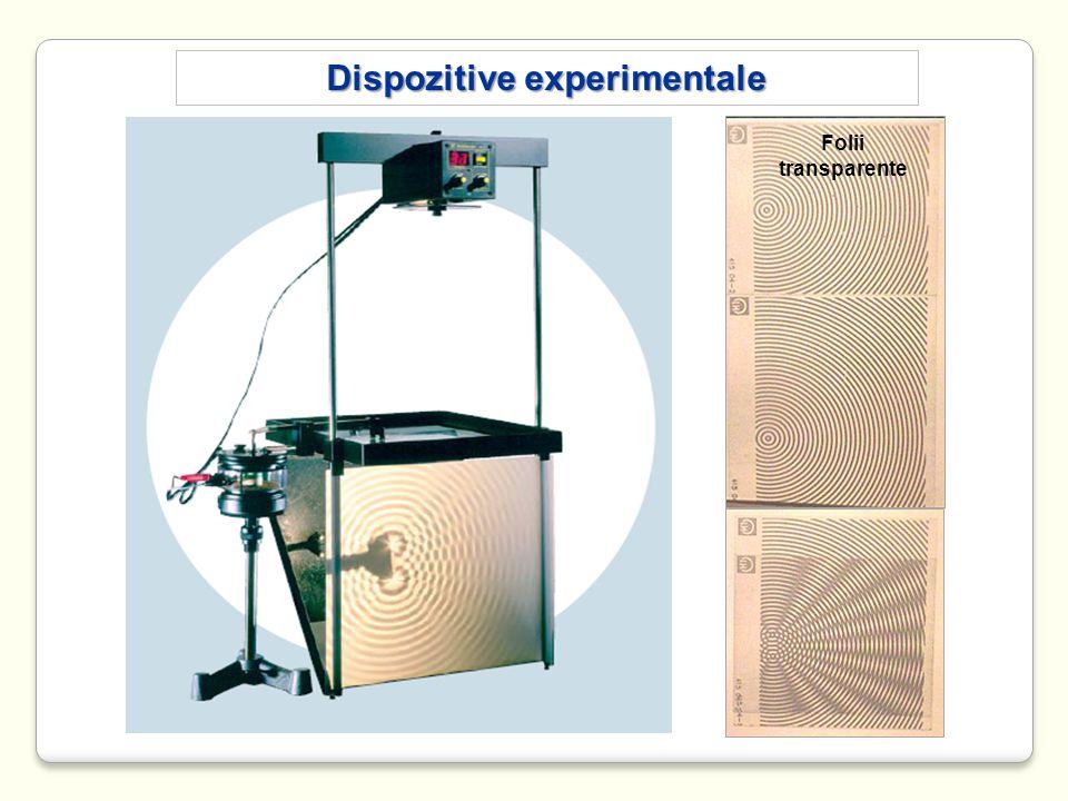 Dispozitive experimentale