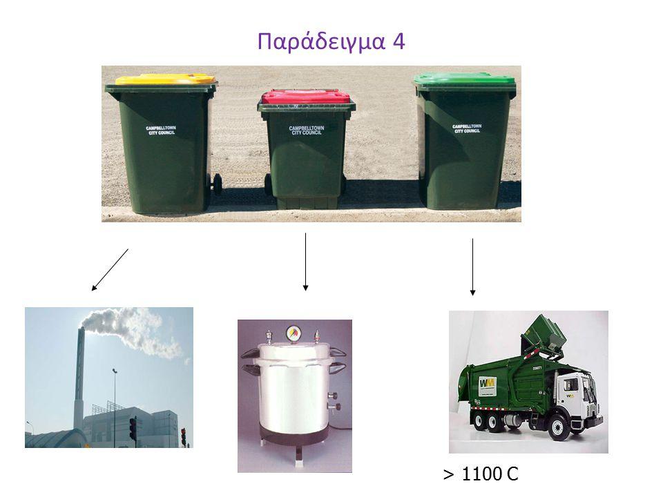 Παράδειγμα 4 > 1100 C