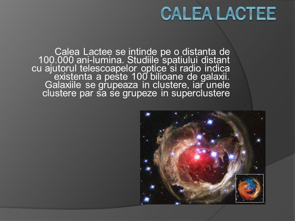 CALEA LACTEE
