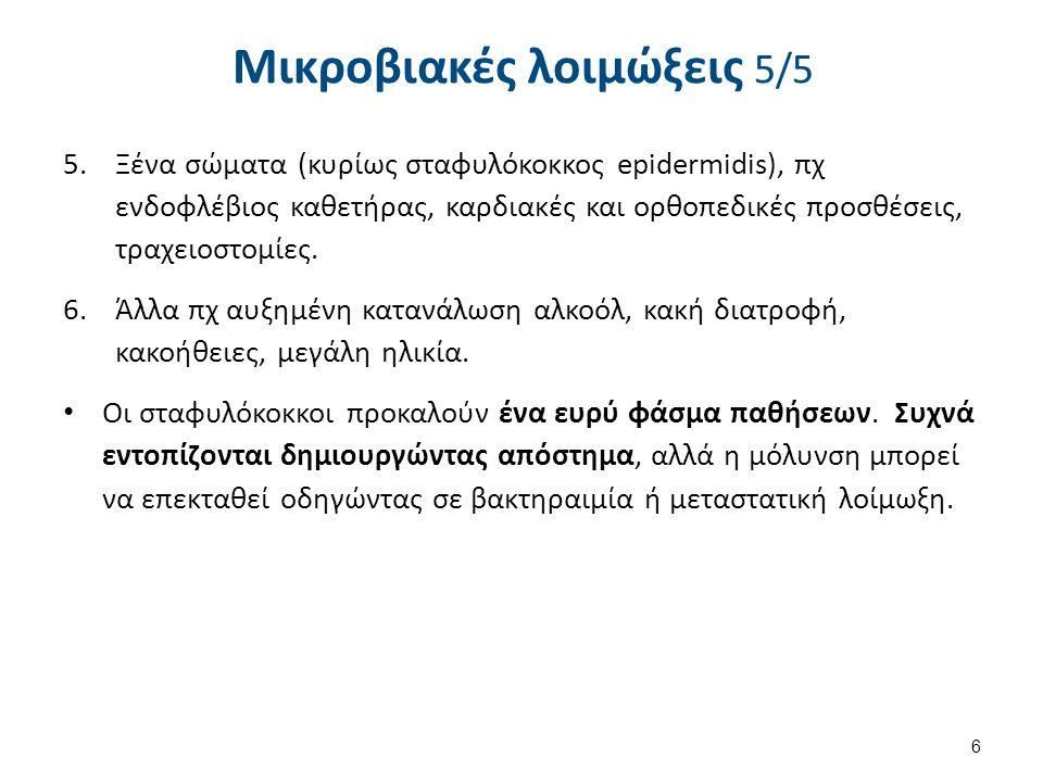 Χρυσίζων σταφυλόκοκκος 1/3