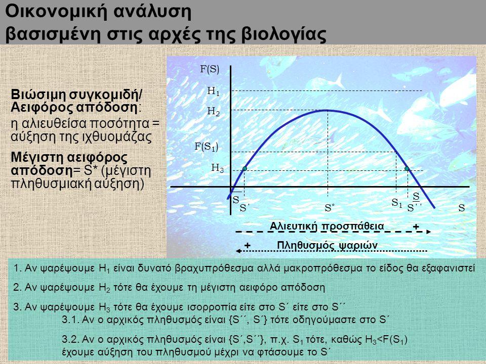 Οικονομική ανάλυση βασισμένη στις αρχές της βιολογίας