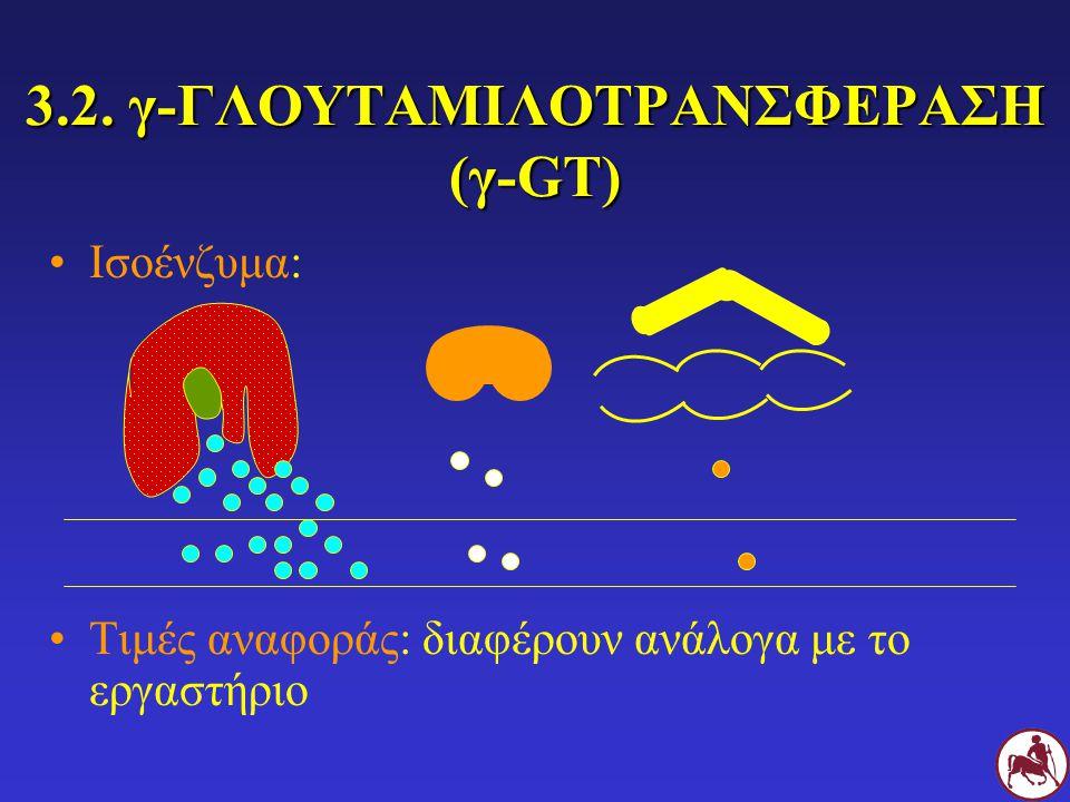 3.2. γ-ΓΛΟΥΤΑΜΙΛΟΤΡΑΝΣΦΕΡΑΣΗ (γ-GT)