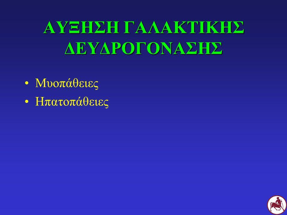 ΑΥΞΗΣΗ ΓΑΛΑΚΤΙΚΗΣ ΔΕΥΔΡΟΓΟΝΑΣΗΣ