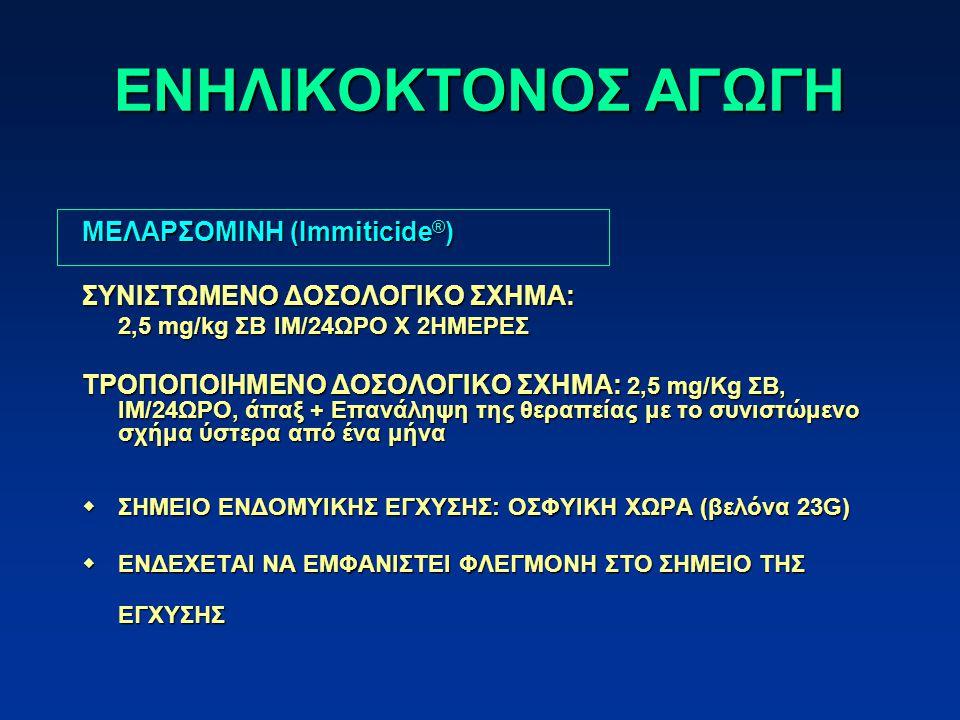 ΕΝΗΛΙΚΟΚΤΟΝΟΣ ΑΓΩΓΗ ΜΕΛΑΡΣΟΜΙΝΗ (Ιmmiticide®)