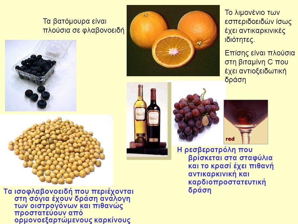 Το λιμονένιο των εσπεριδοειδών ίσως έχει αντικαρκινικές ιδιότητες.
