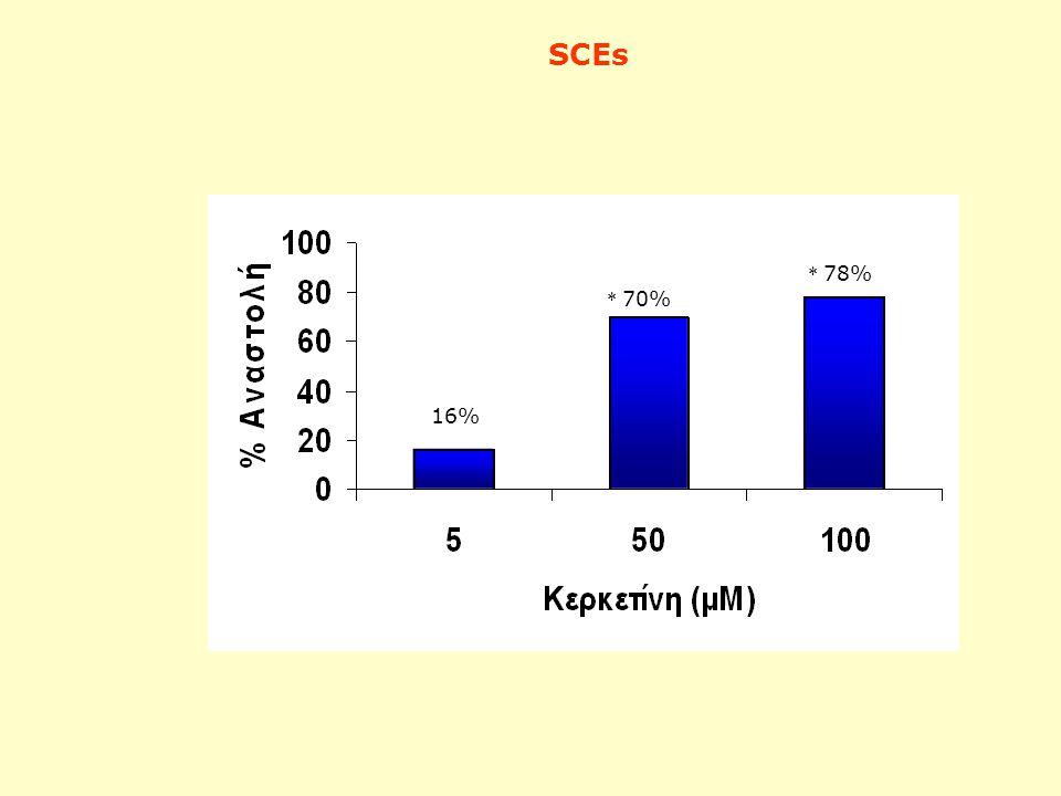 SCEs * 78% * 70% 16%