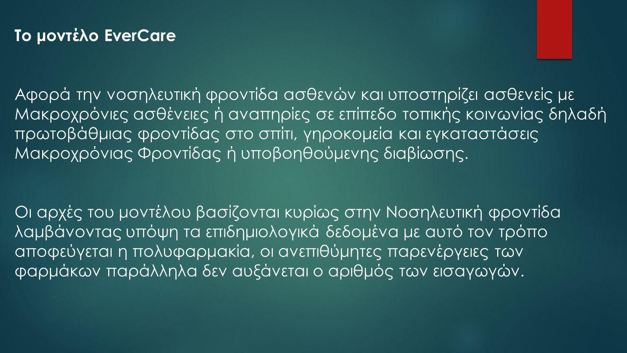 Το μοντέλο EverCare