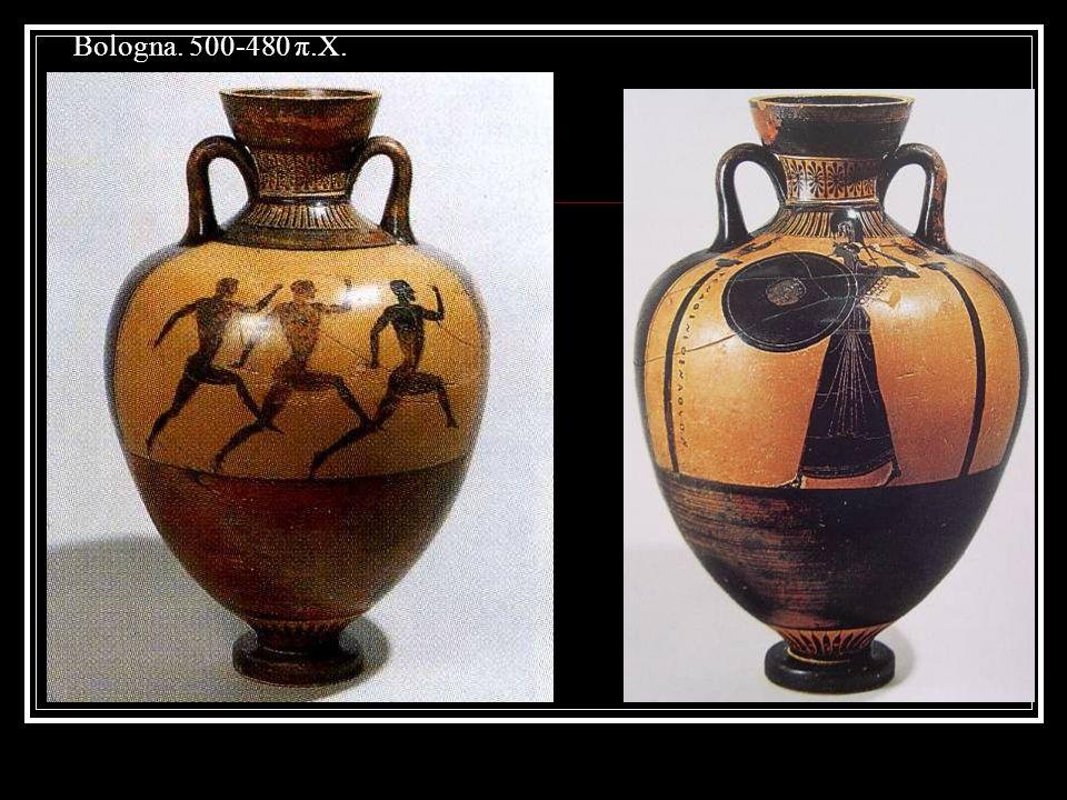 Bologna. 500-480 π.Χ.