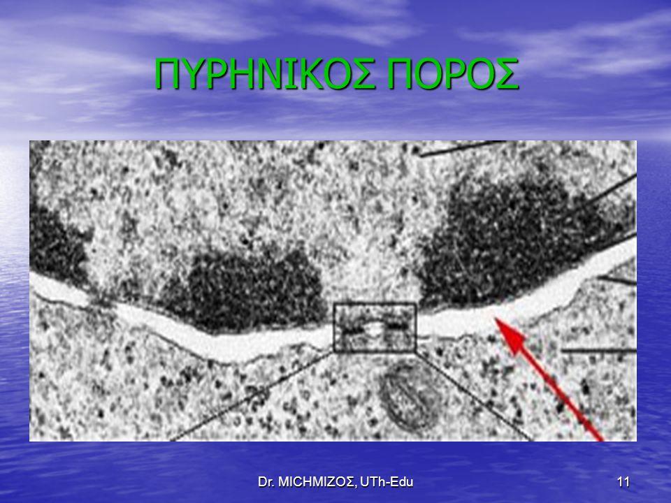 ΠΥΡΗΝΙΚΟΣ ΠΟΡΟΣ Dr. ΜΙCHΜΙΖΟΣ, UTh-Edu