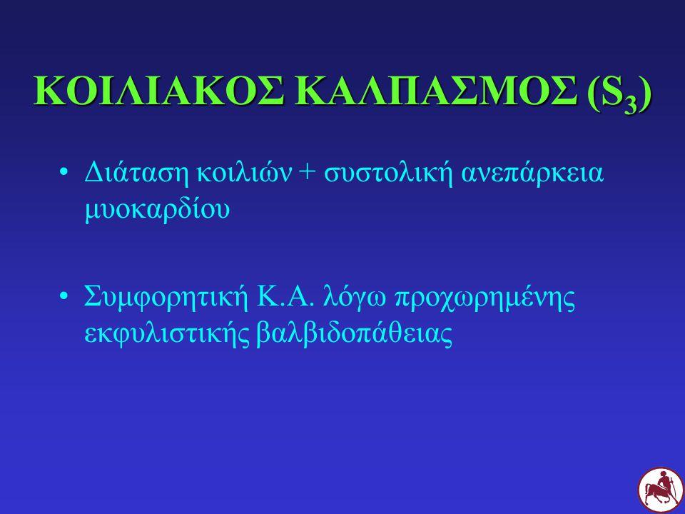 ΚΟΙΛΙΑΚΟΣ ΚΑΛΠΑΣΜΟΣ (S3)