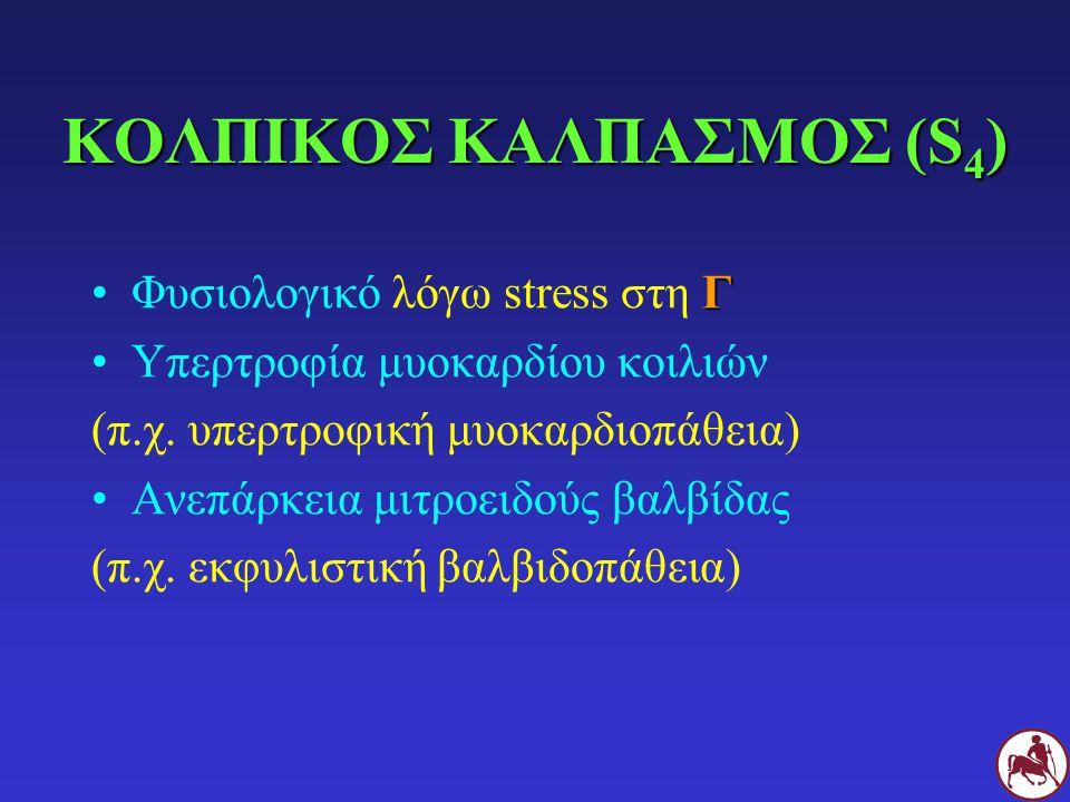 ΚΟΛΠΙΚΟΣ ΚΑΛΠΑΣΜΟΣ (S4)