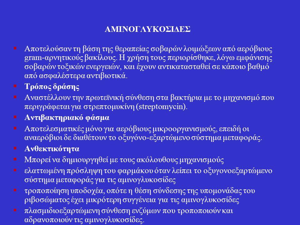 ΑΜΙΝΟΓΛΥΚΟΣΙΔΕΣ