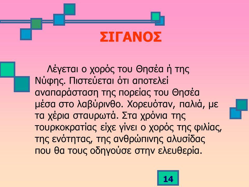 ΣΙΓΑΝΟΣ