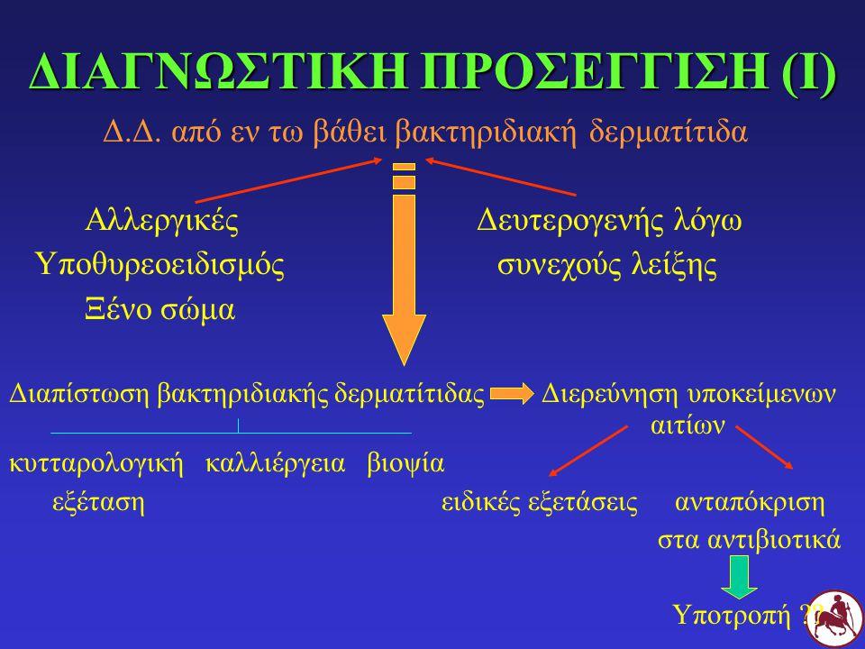 ΔΙΑΓΝΩΣΤΙΚΗ ΠΡΟΣΕΓΓΙΣΗ (Ι)