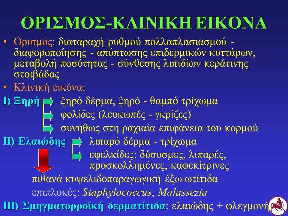 ΟΡΙΣΜΟΣ-ΚΛΙΝΙΚΗ ΕΙΚΟΝΑ