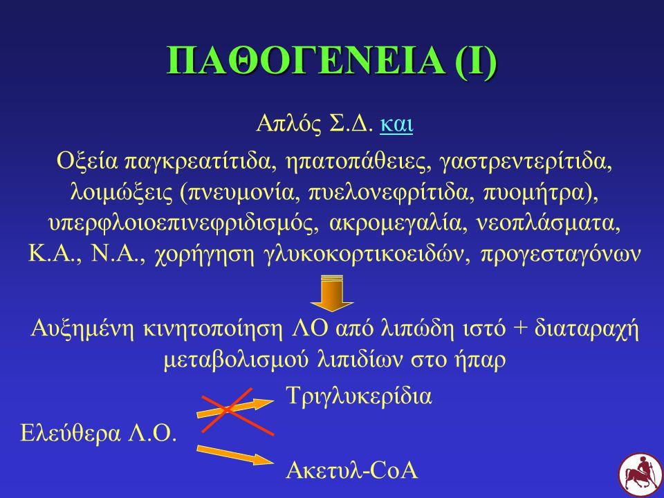 ΠΑΘΟΓΕΝΕΙΑ (Ι)