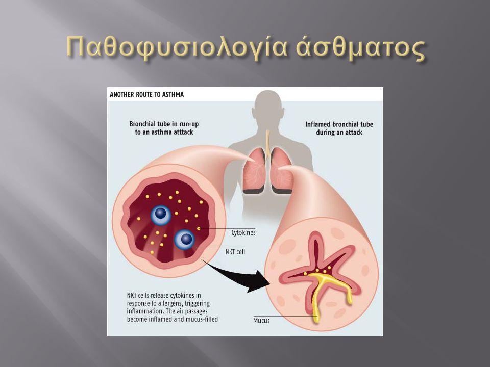 Παθοφυσιολογία άσθματος