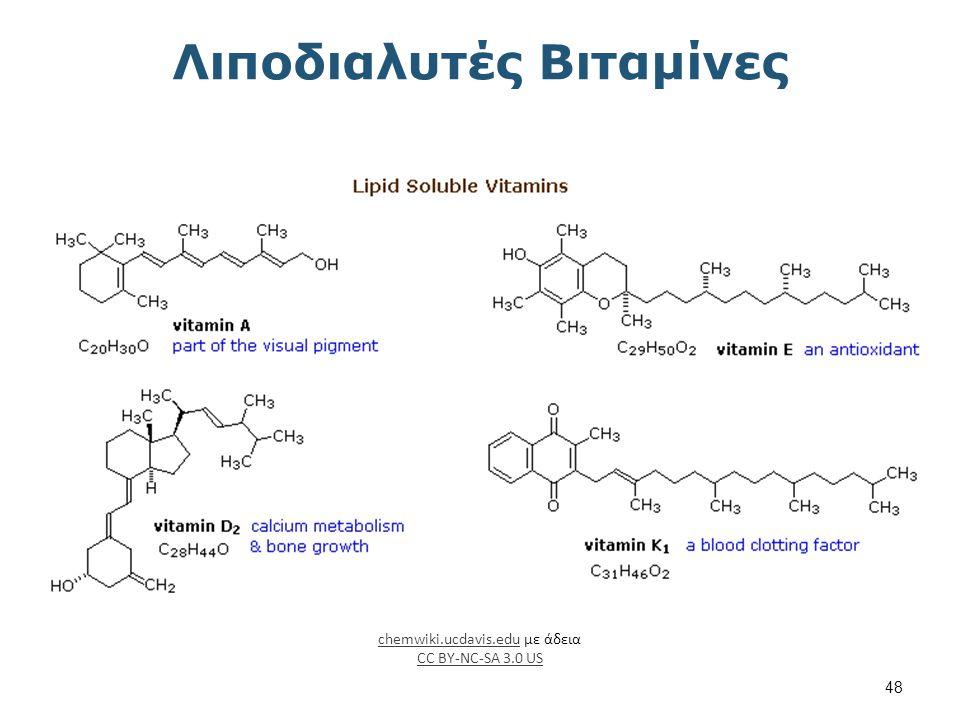 Βιοσύνθεση Λιπιδίων 1/2 chemistry.msu.edu